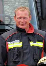 Breskens: Brandweerman Herman Ploegstra vermist