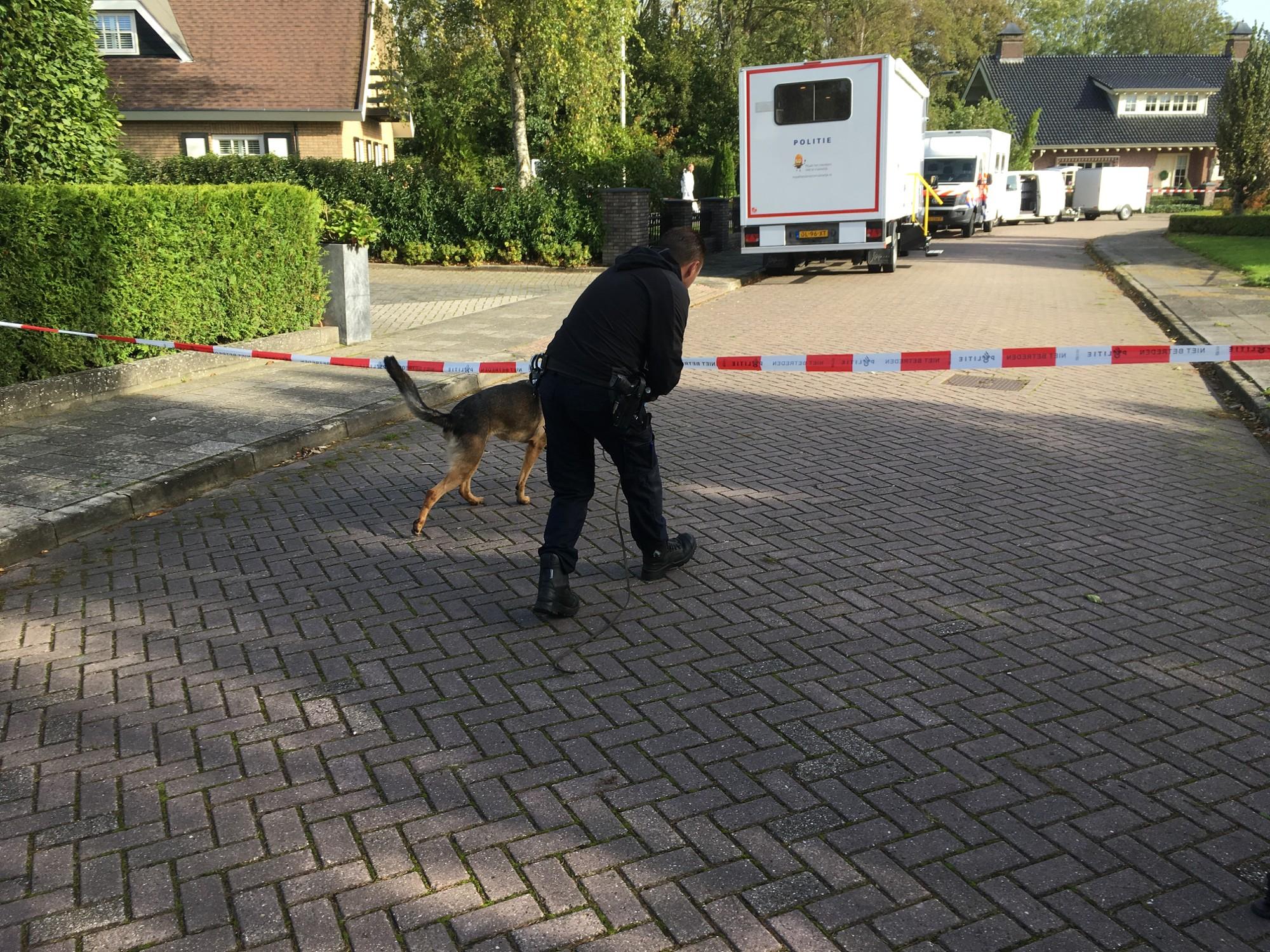 Politie onderzoekt schietincident Dronrijp