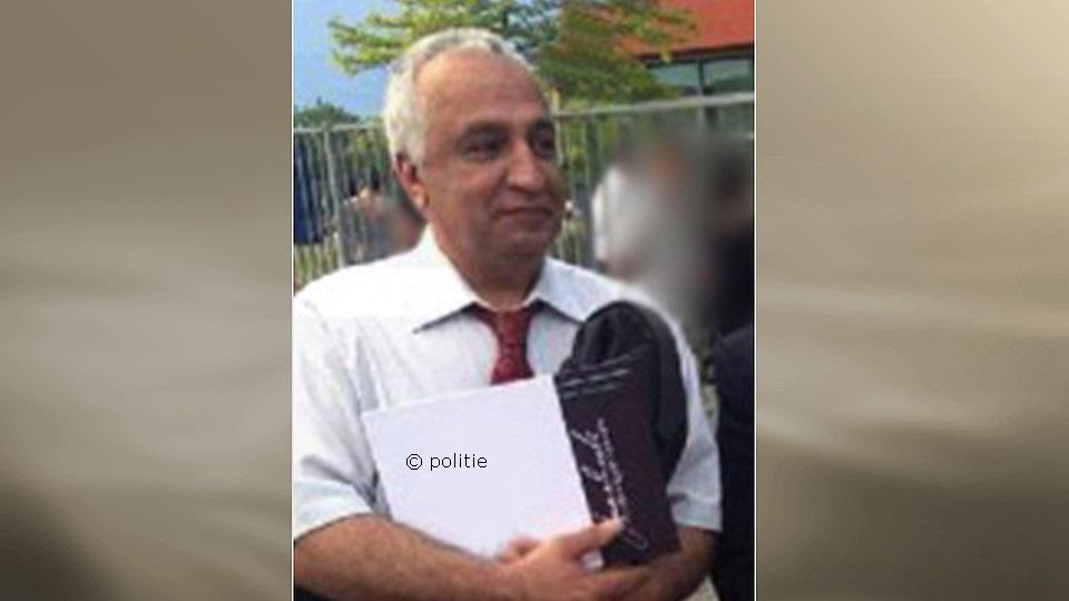 Moord op Ali Motamed in de Hendrik Marsmanstraat