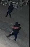 Diefstal kleding, politie zoekt daders