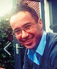 Vermissing Rachid Zaoudi