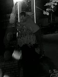 Poging woninginbraak, politie zoekt dader