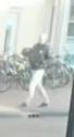 Kinderfiets bij school gestolen