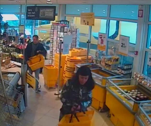 Politie zoekt zakkenrollers