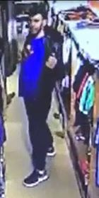 Politie zoekt winkeldieven