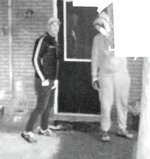 Wie zijn deze inbrekers?