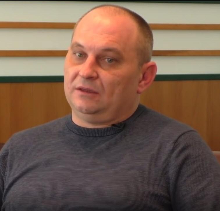 Leonid Volodomyrovych Kharchenko (alias Krot)