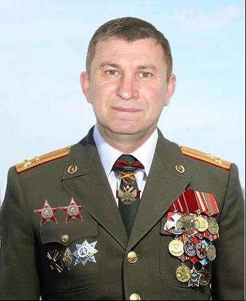 Sergey Nikolayevich Dubinskiy (alias Khmuriy)
