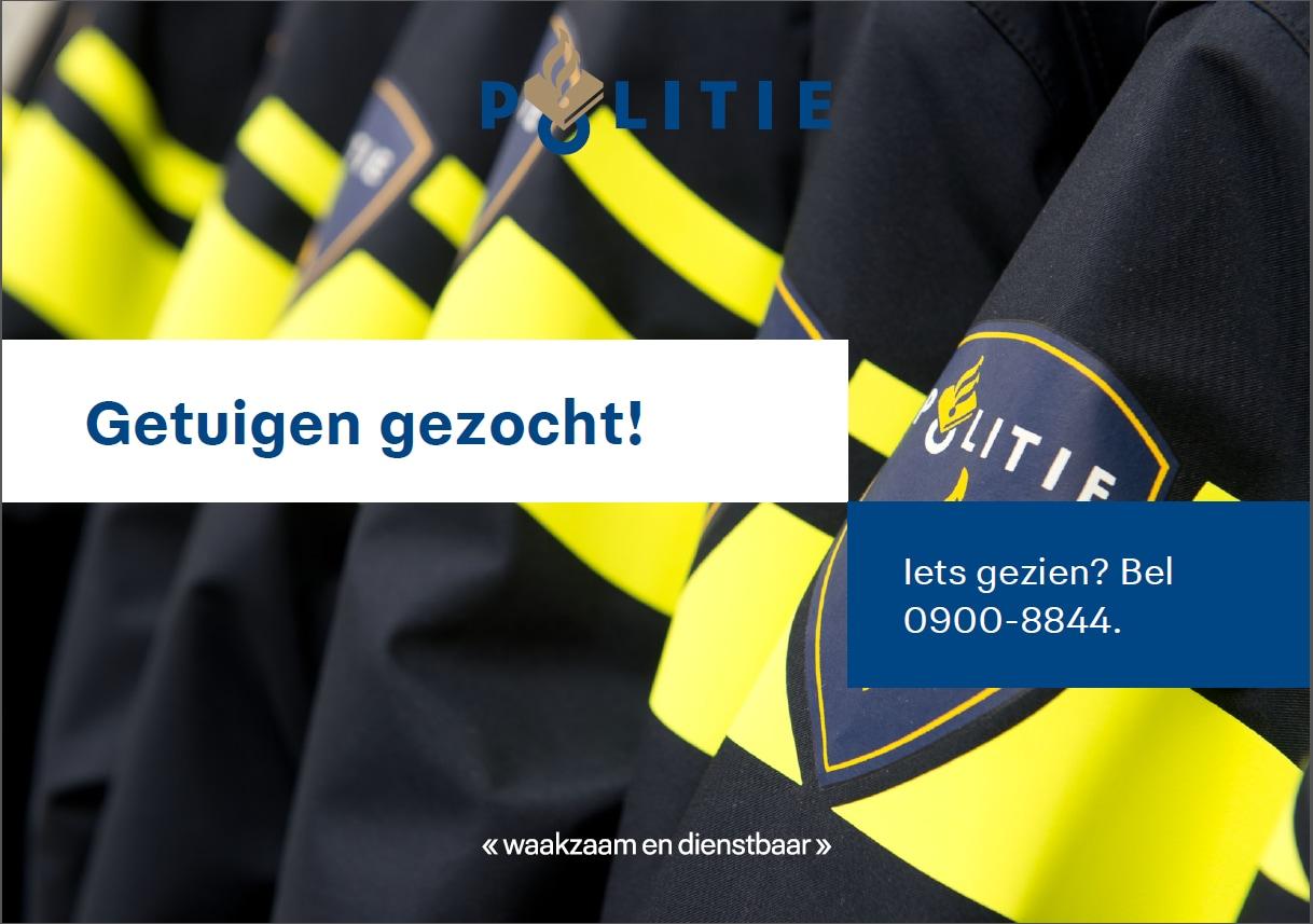 Vrouw beroofd in Utrecht - politie zoekt getuigen - Politie