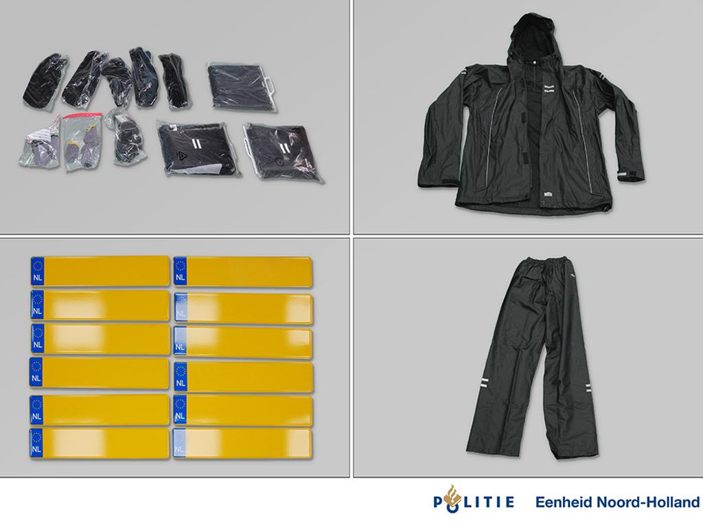 Aangetroffen goederen die vaak gebruikt worden bij liquidaties