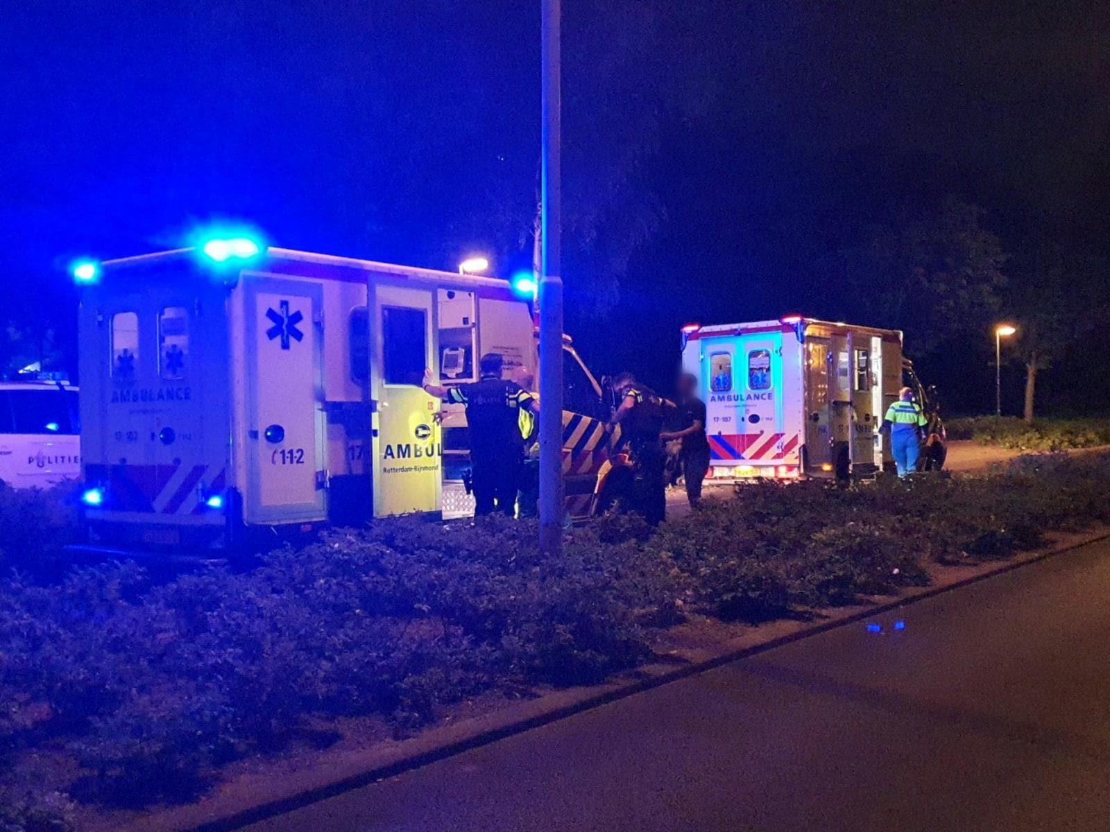 Twee schietincidenten op één avond Politie zoekt belangrijke getuige; man met koffie