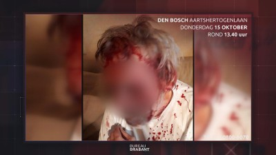 Den Bosch - Gezocht - Twee Oudere Bewoners Overvallen In Den Bosch