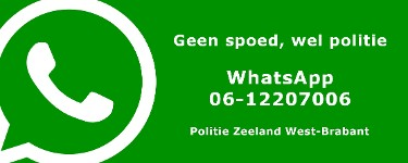 pilot contact politie via whatsapp