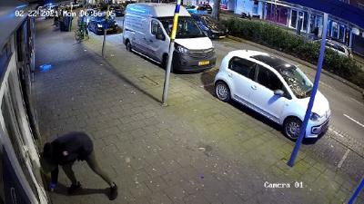 Rotterdam - Wie weet meer over handgranaat bij supermarkt Groene Hilledijk?