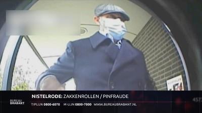 #Nistelrode - Een bejaarde vrouw wordt hier slachtoffer van een vingervlugge #pinpasdief.