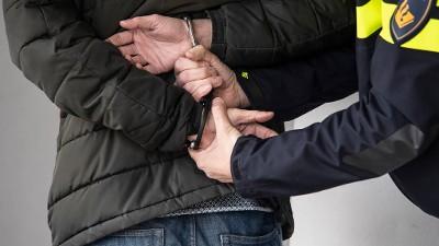 Utrecht - Man met vuurwapen aangehouden