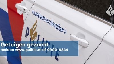 Tilburg - Pinautomaat opgeblazen