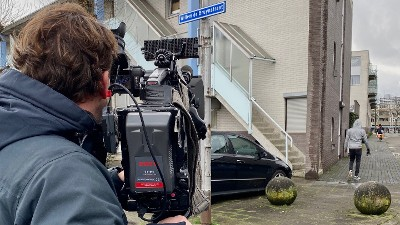 Bergen op Zoom - Politie vindt pistool in auto, vier mannen gearresteerd