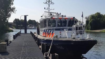 Oost-Nederland - Drone helpt waterpolitie bij controles