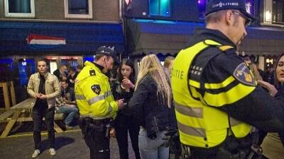 Renesse - Uitgaansgeweld