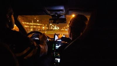 Oosterhout - Man aangehouden na motordiefstal