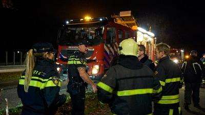 Amersfoort - Brandstichters aangehouden