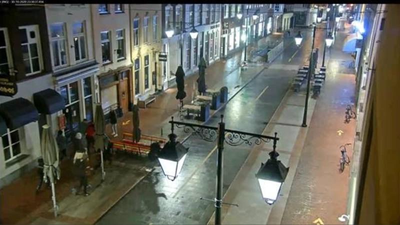 Onderzoek naar geweldpleging binnenstad #DenBosch afgerond.
