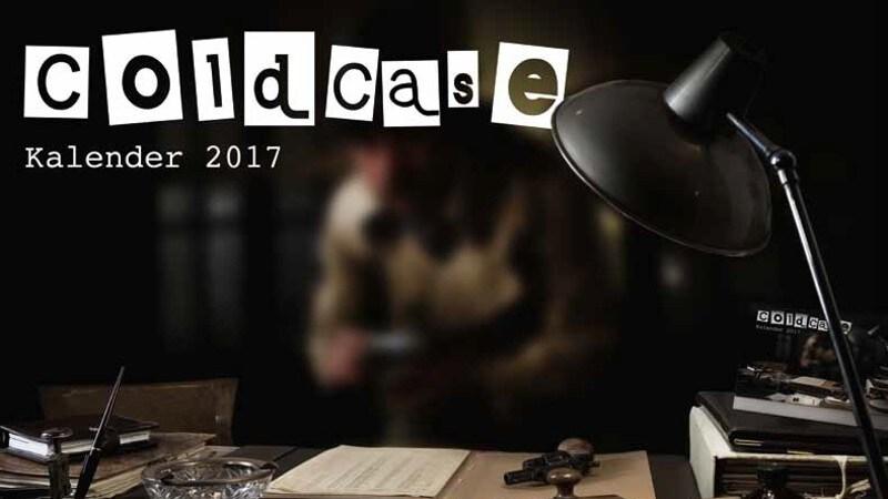 Cold Case Kalender 2017