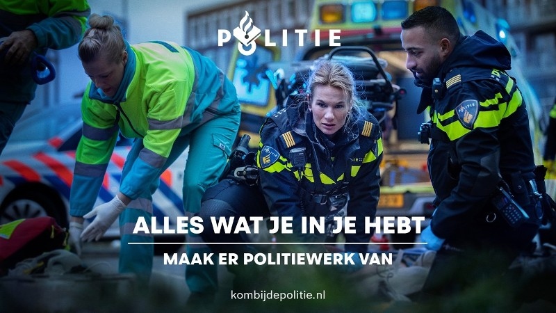 Wervingscampagne politie