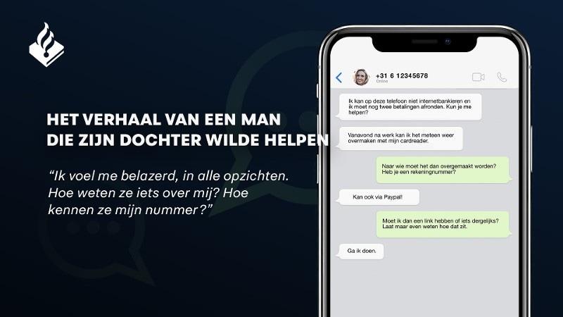 Utrecht - Dit is het verhaal van een man die zijn dochter wilde helpen