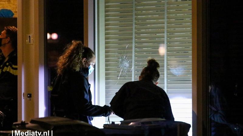 Rotterdam - Getuigen Gezocht Na Schoten Op Woning Trilgras
