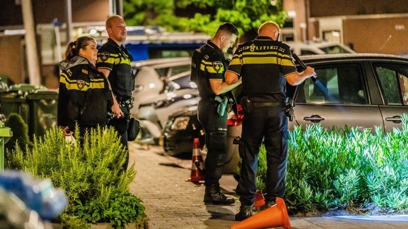 Rotterdam – Politie zoekt getuigen van schietincident Rotterdam