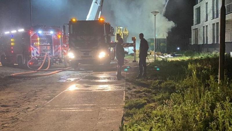 Leerdam - Politie zoekt getuigen brandstichting