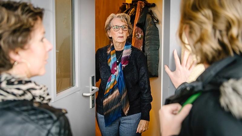 Goirle - 84-jarige vrouw slachtoffer van babbeltruc
