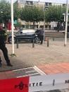 Politie zoekt schutters Poolsterplein